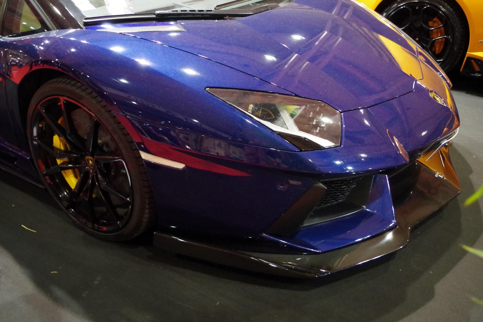 Exposition Lamborghini EpoquAuto 2018 44