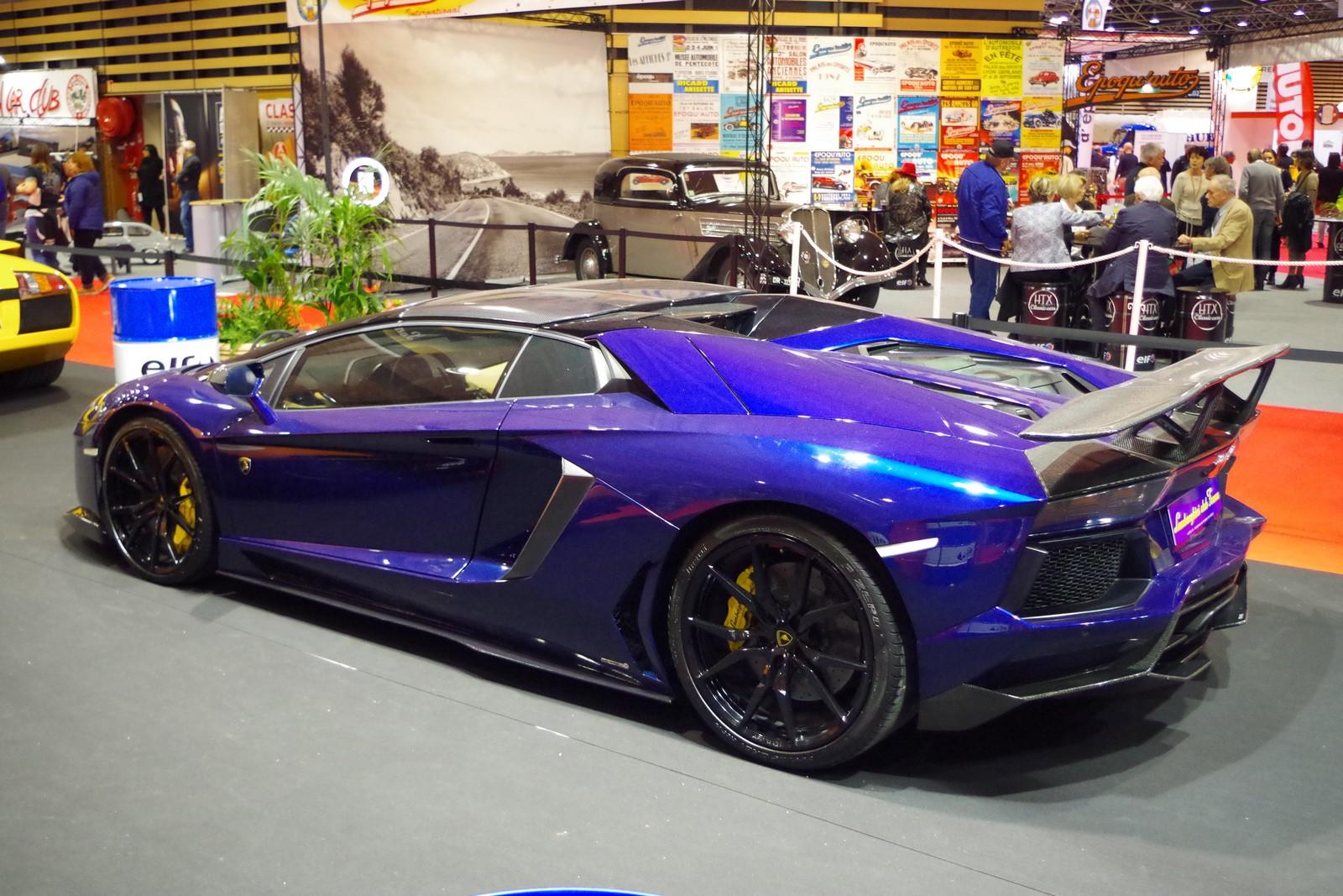 Exposition Lamborghini EpoquAuto 2018 53