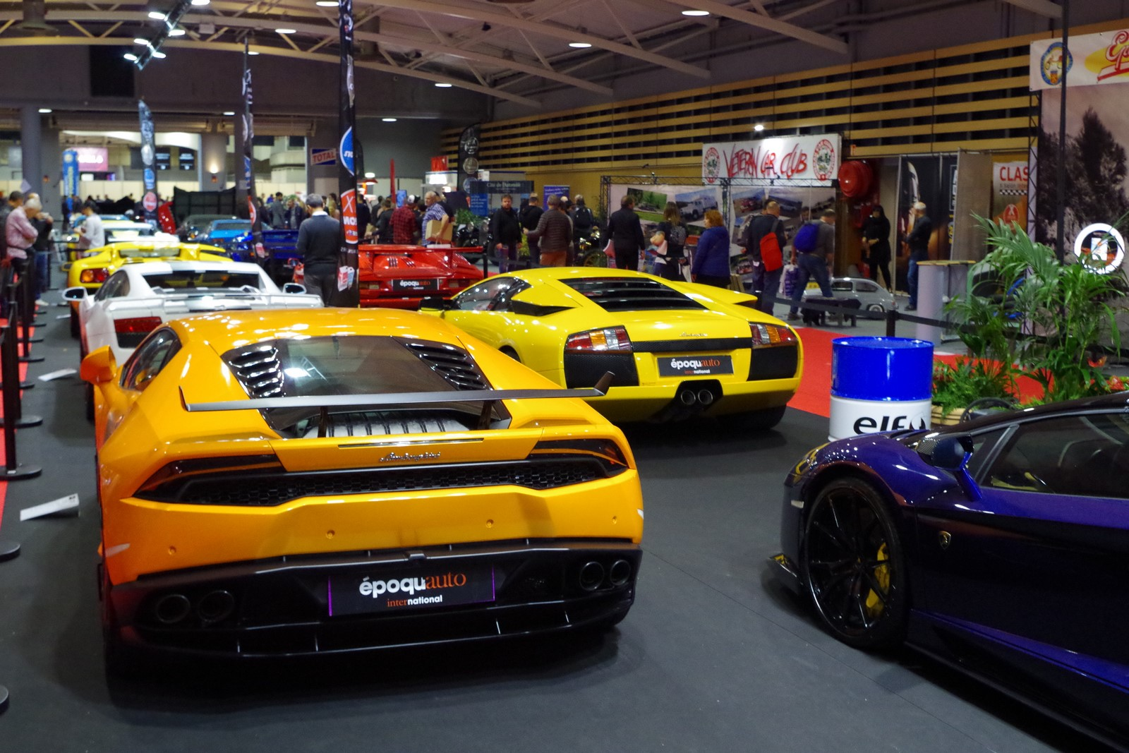 Exposition Lamborghini EpoquAuto 2018 54