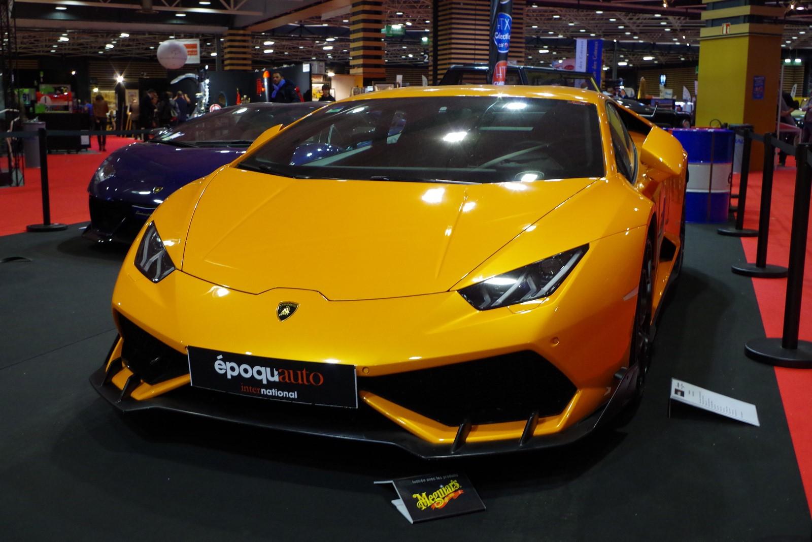 Exposition Lamborghini EpoquAuto 2018 55
