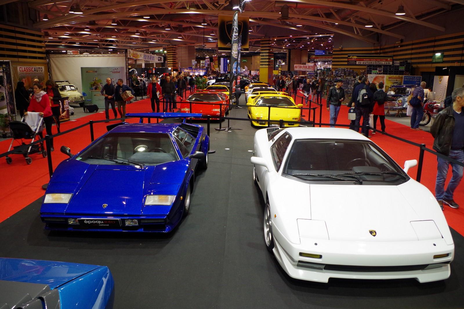 Exposition Lamborghini EpoquAuto 2018 60