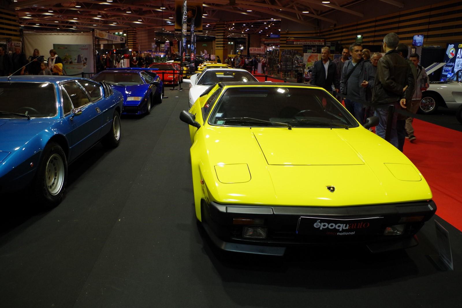 Exposition Lamborghini EpoquAuto 2018 61