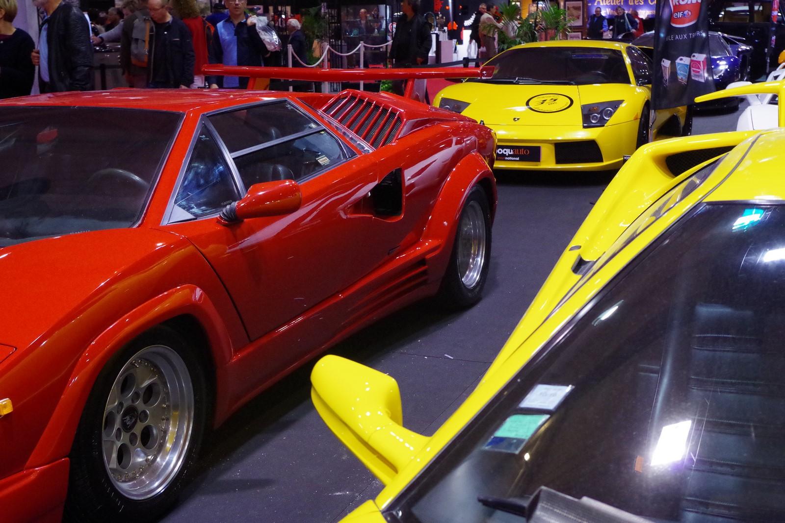 Exposition Lamborghini EpoquAuto 2018 62