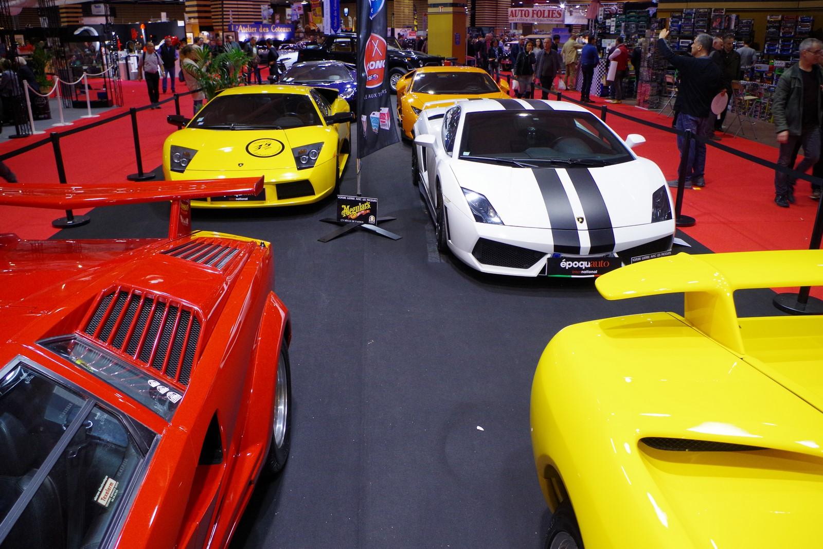 Exposition Lamborghini EpoquAuto 2018 63