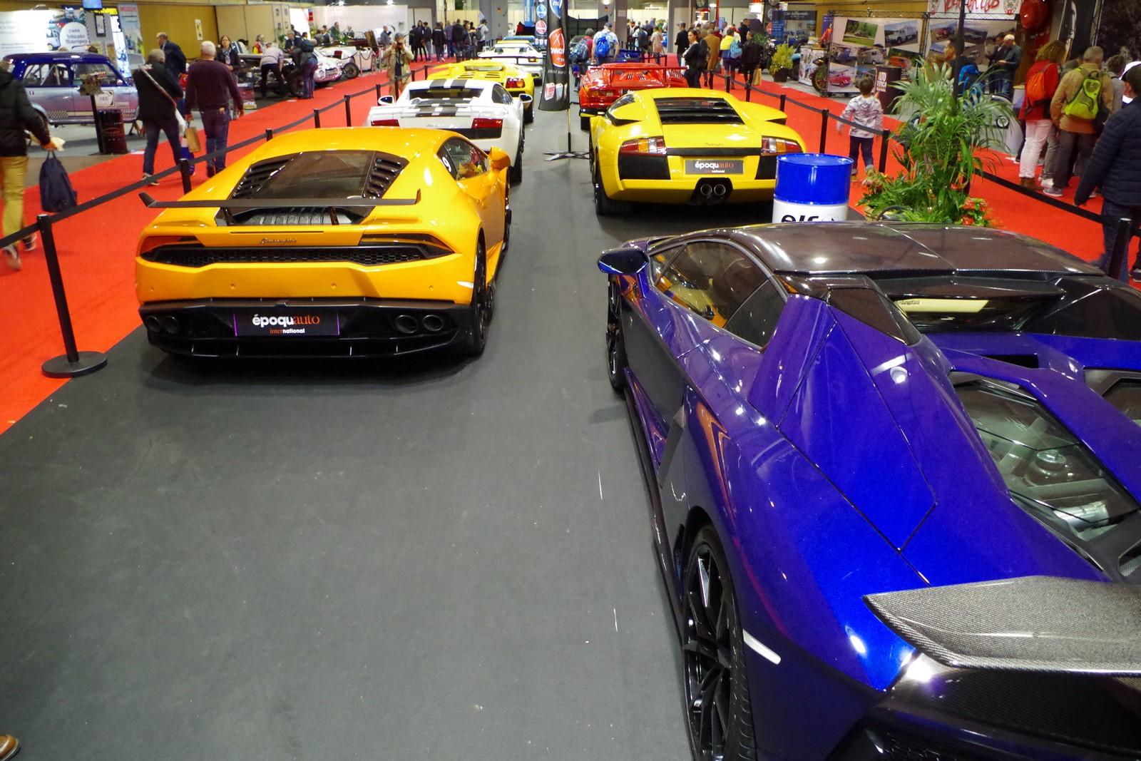 Exposition Lamborghini EpoquAuto 2018 68