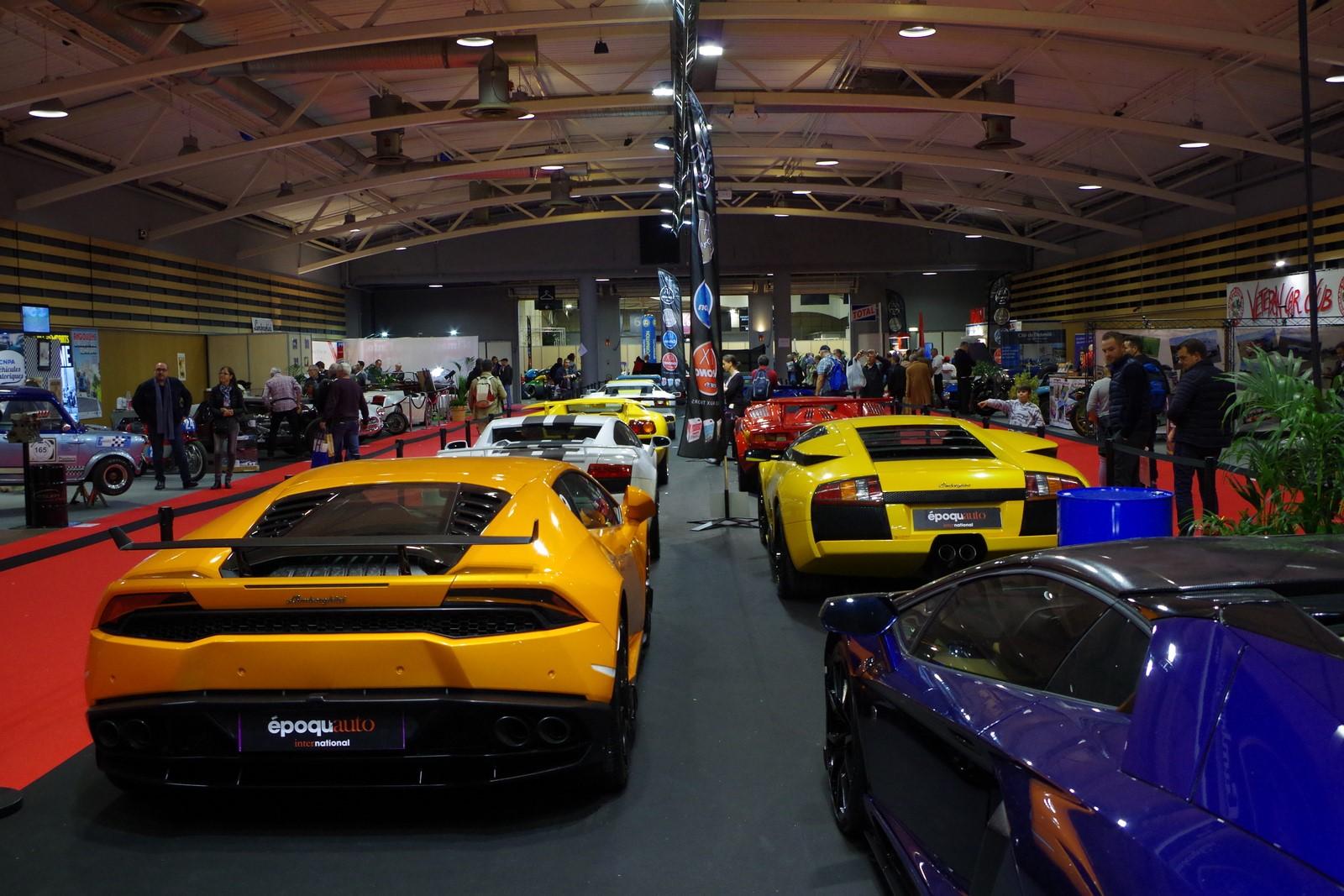 Exposition Lamborghini EpoquAuto 2018 69