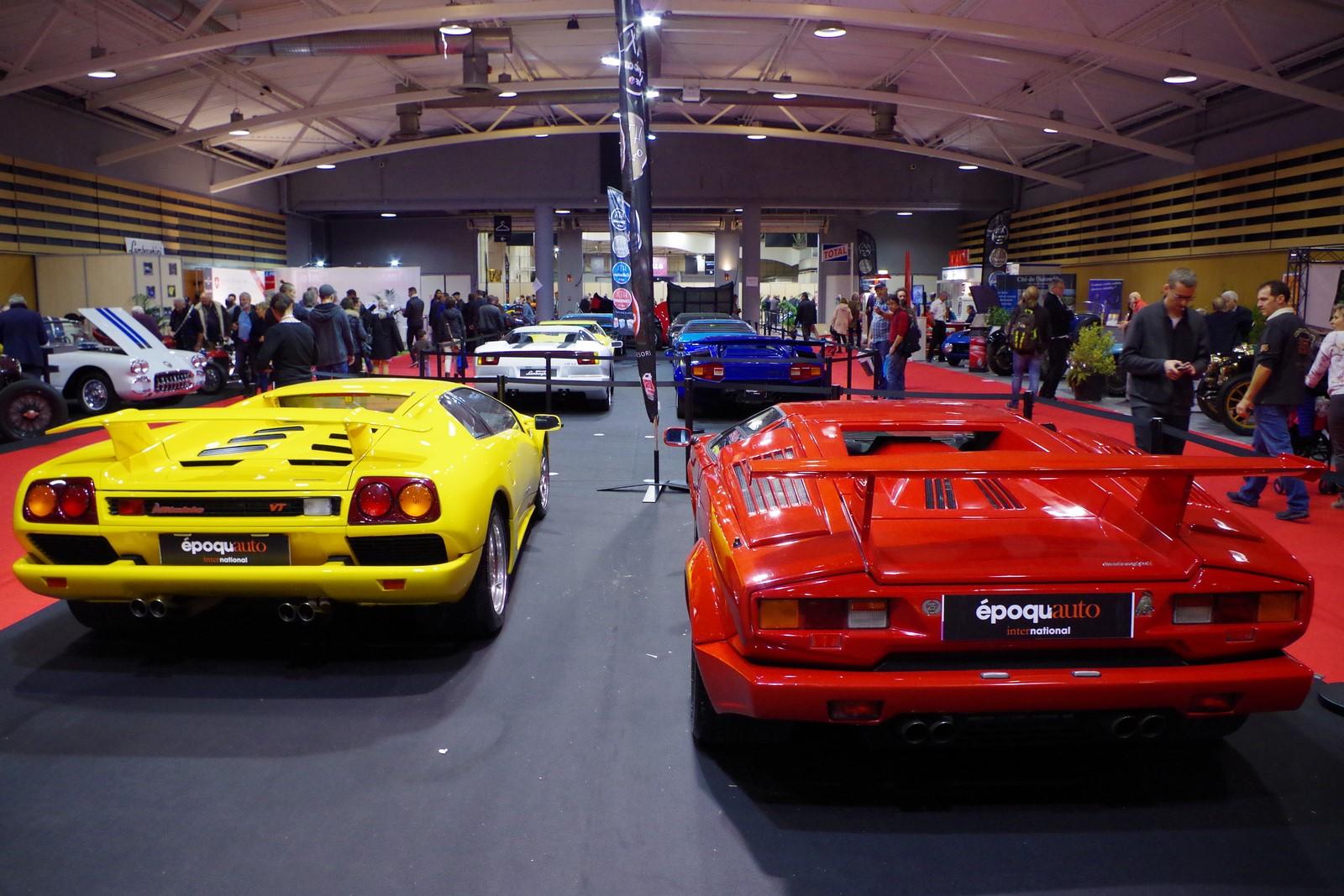 Exposition Lamborghini EpoquAuto 2018 71