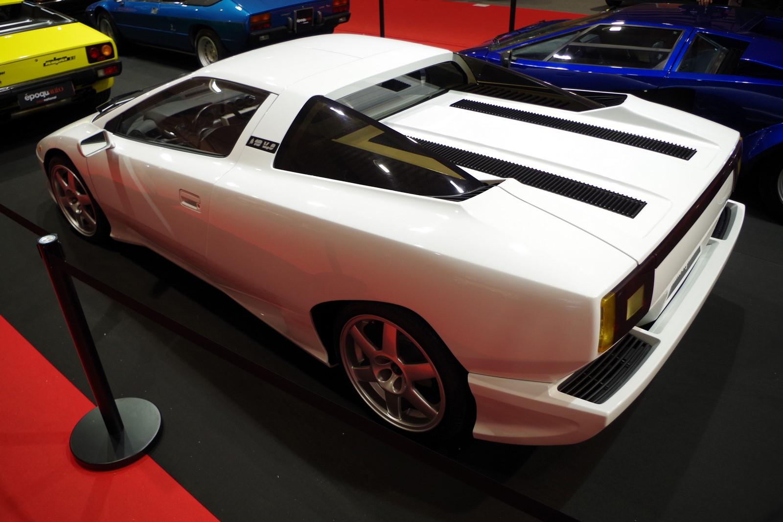 Exposition Lamborghini EpoquAuto 2018 77