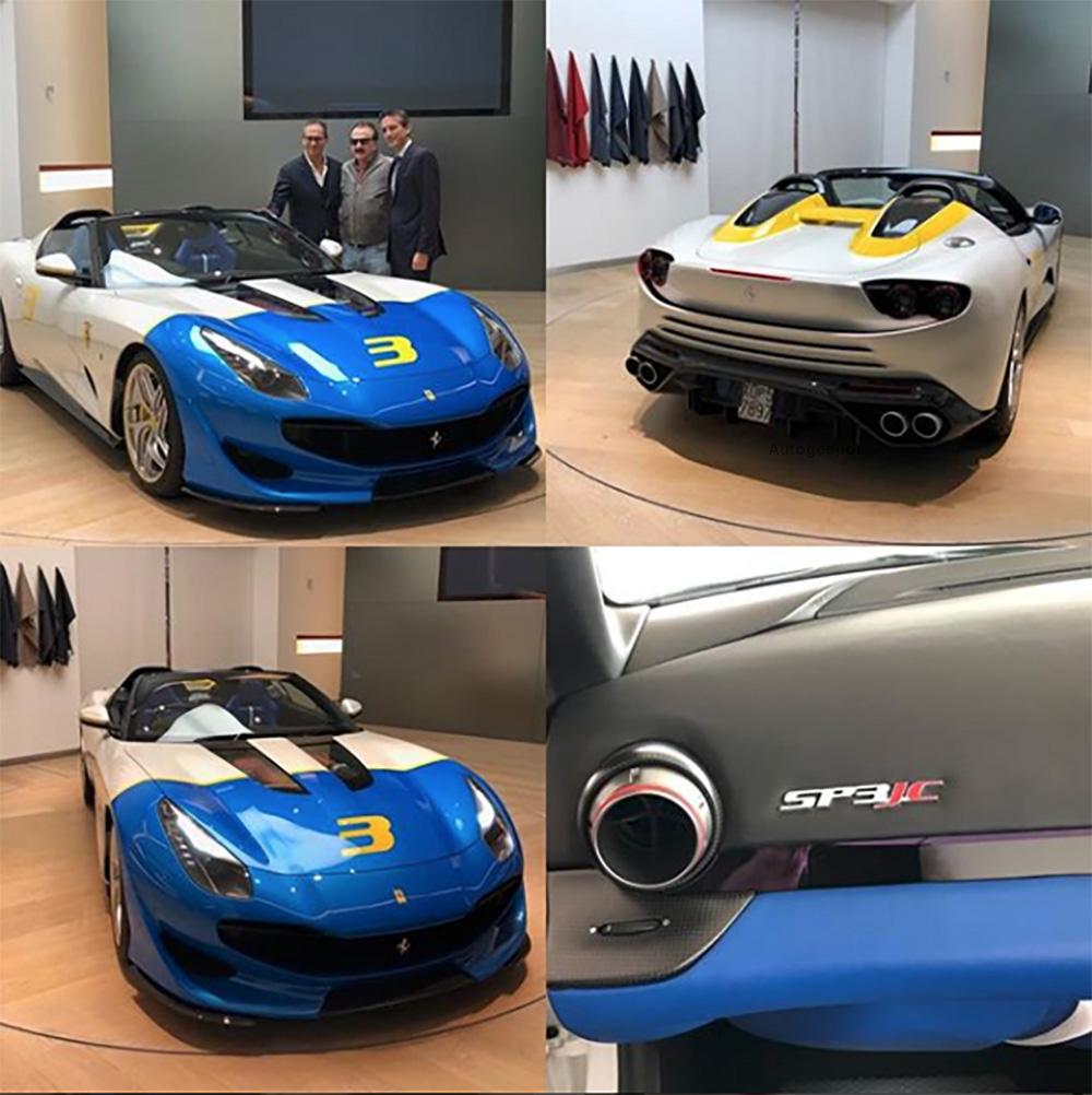 Ferrari SP3JC 2