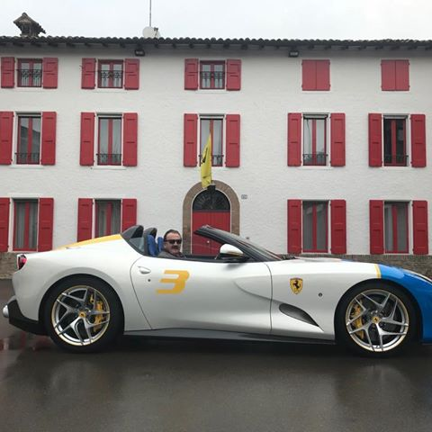 Ferrari SP3JC 5