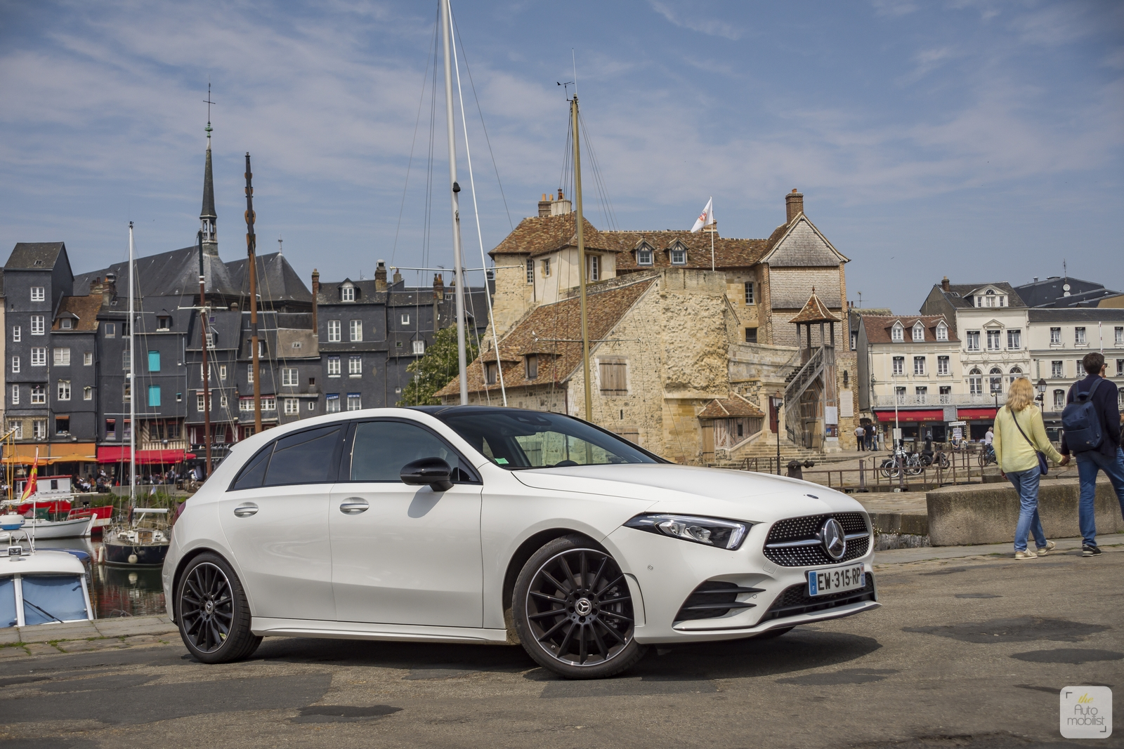 Mercedes Benz Classe A Essai 24