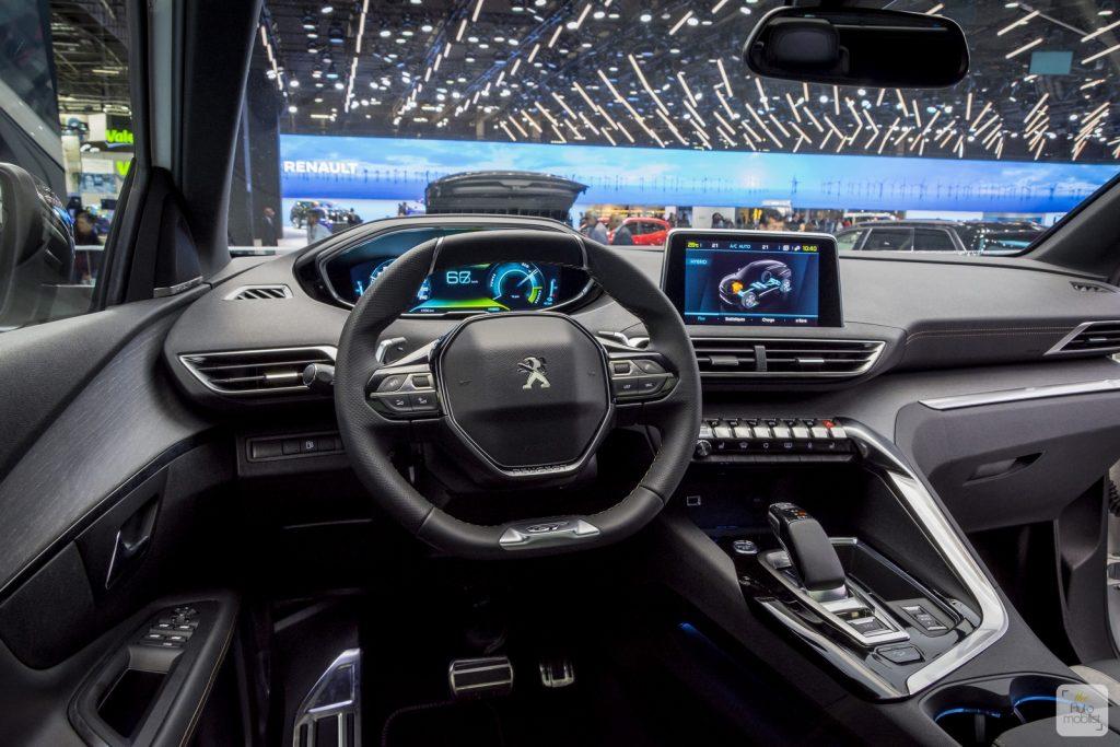 Mondial de Paris 2018 Peugeot 45