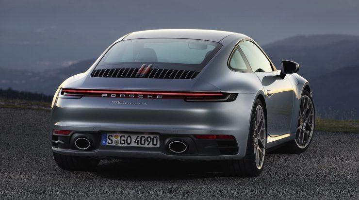 Porsche 911 992 2019 Carrera S Carrera 4S