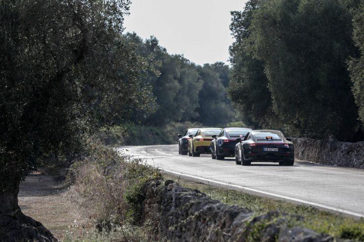nouvelle Porsche 911 Type 992 2019
