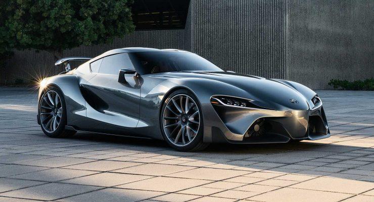 nouvelle Toyota Supra 2019 mk5