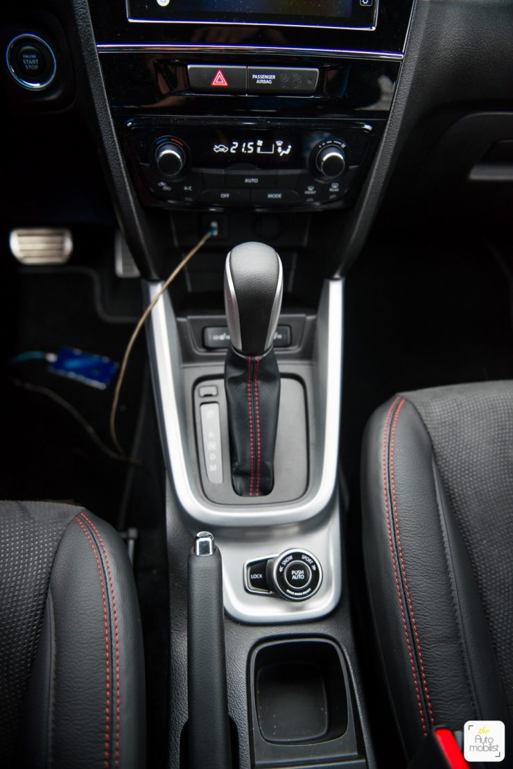 Essai Suzuki Vitara 1.4 Boosterjet 140
