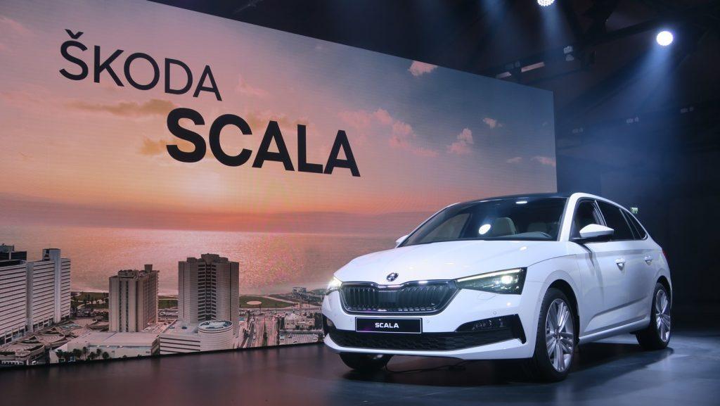 Skoda Scala 2019 TA 2018 FM 102