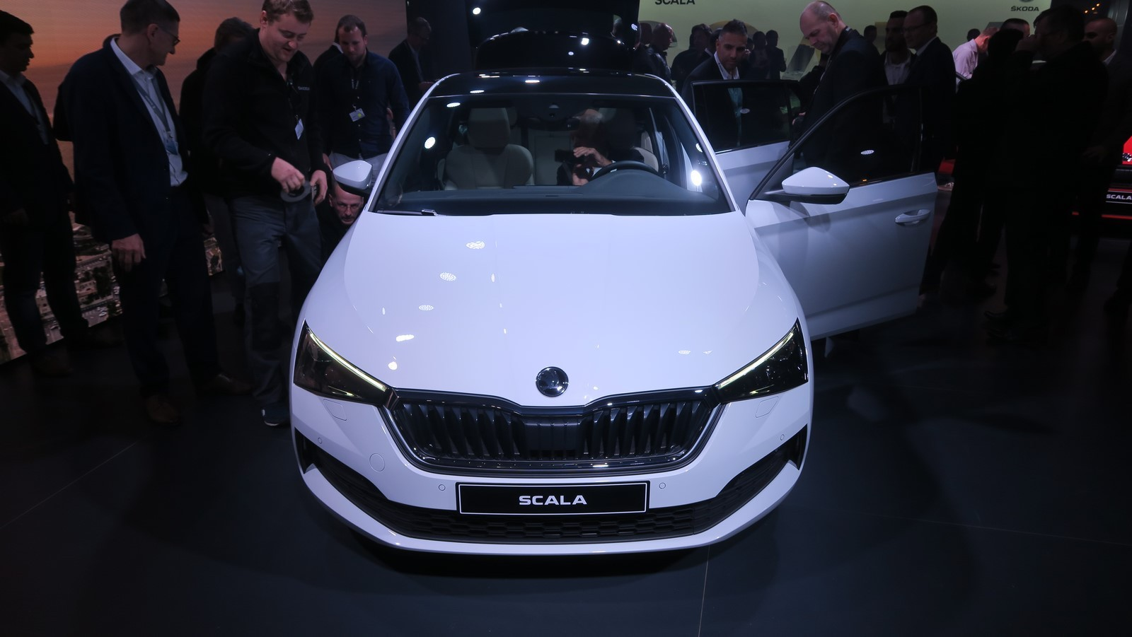Skoda Scala 2019 TA 2018 FM 11
