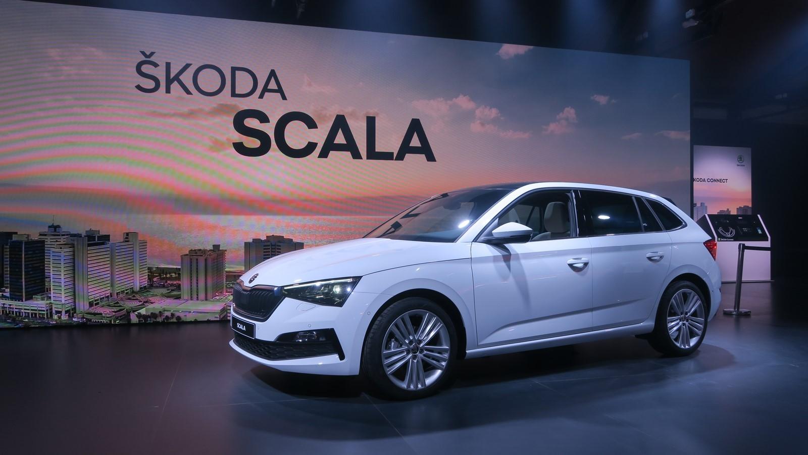 Skoda Scala 2019 TA 2018 FM 94