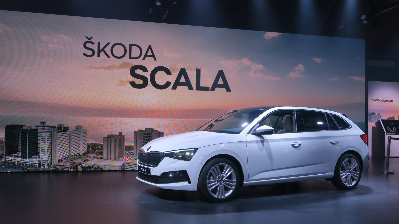 Skoda Scala 2019 TA 2018 FM 97