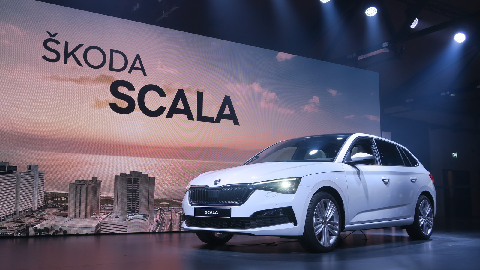 Skoda Scala 2019 TA 2018 FM 99