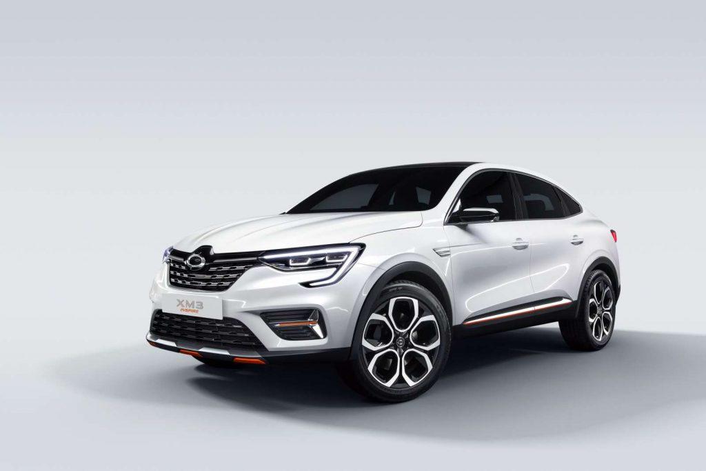 2019 Show car XM3 INSPIRE 1
