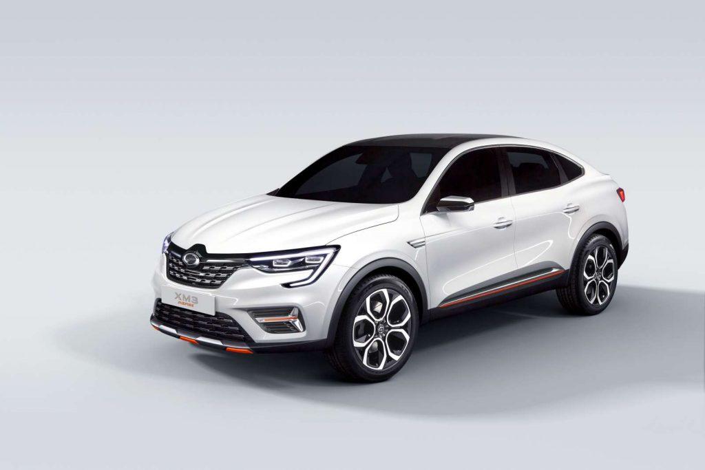 2019 Show car XM3 INSPIRE 2 1