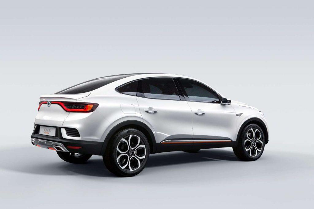 2019 Show car XM3 INSPIRE 6 1