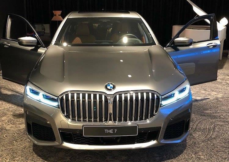 BMW Serie 7 LCI
