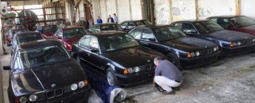 BMW Série 5 E34 Bulgarie