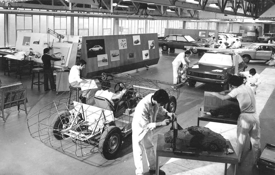 Bureau d etude Peugeot