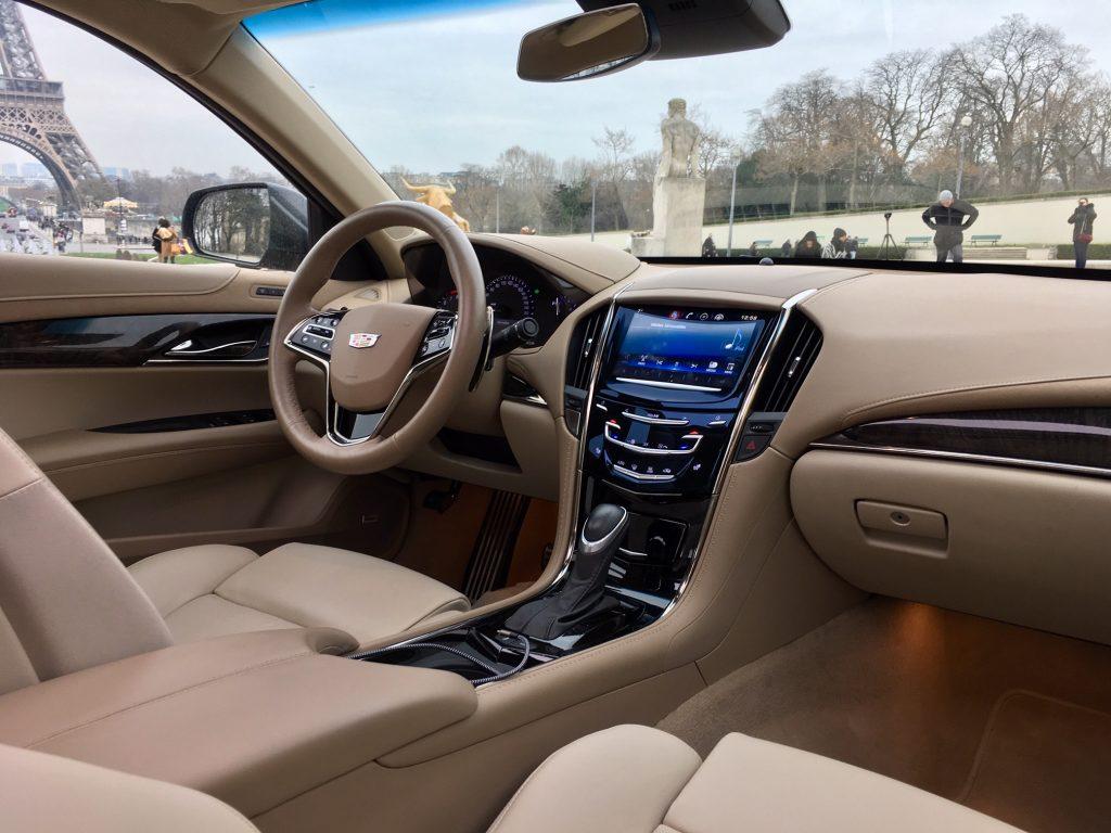 Cadillac ATS Cashmere