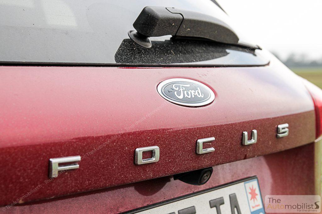 Essai Ford Focus Titanium 3