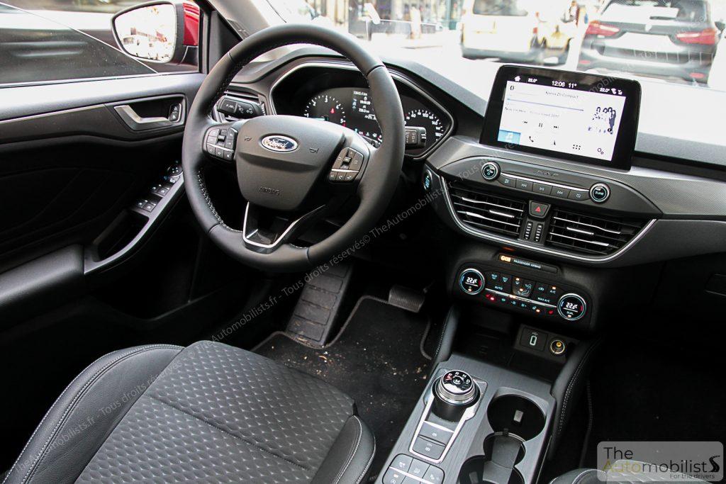 Essai Ford Focus Titanium 46