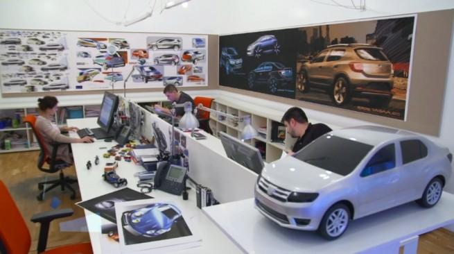 Renault Design Center Bucuresti