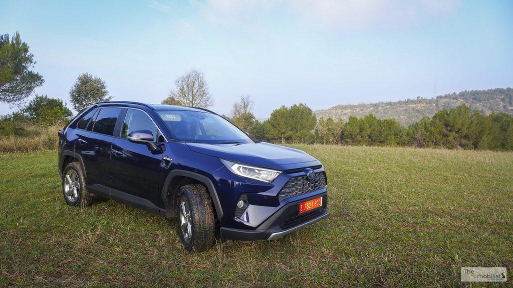 Toyota Rav4 2019 LNA