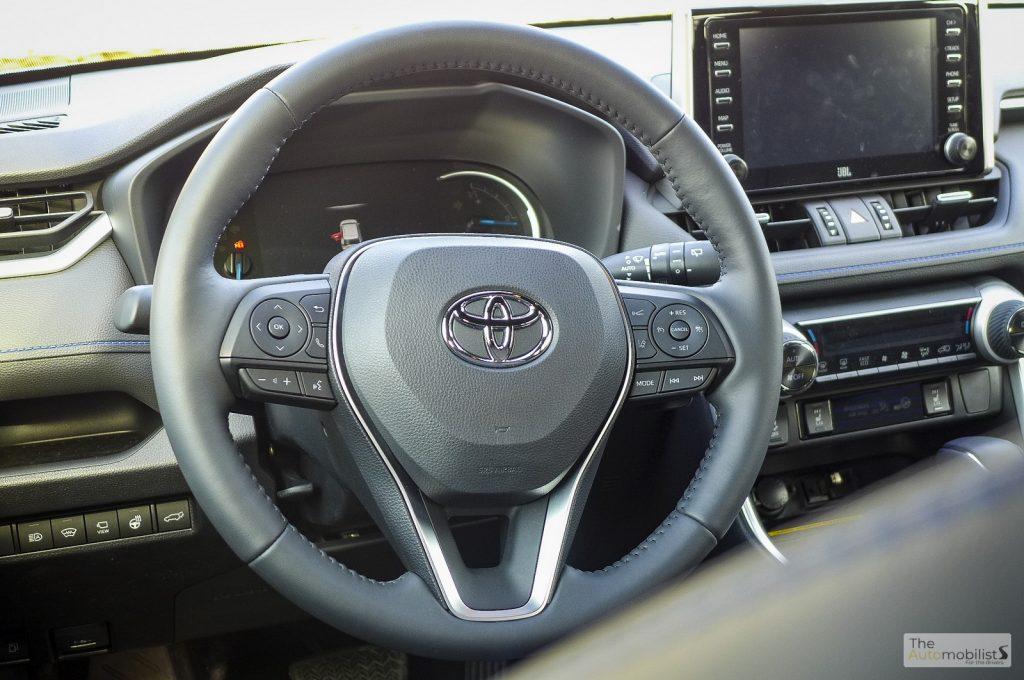 Toyota Rav4 2019 LNA 43