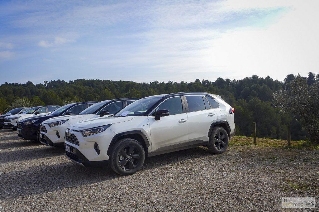Toyota Rav4 2019 LNA 47