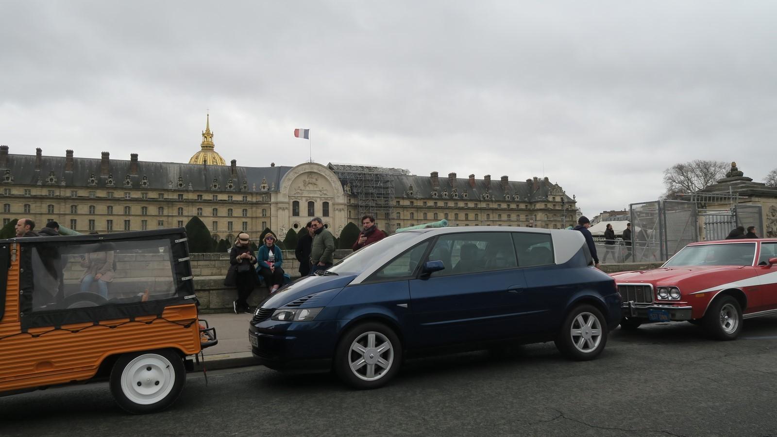 Traversee de Paris hivernale 2019 FM 109