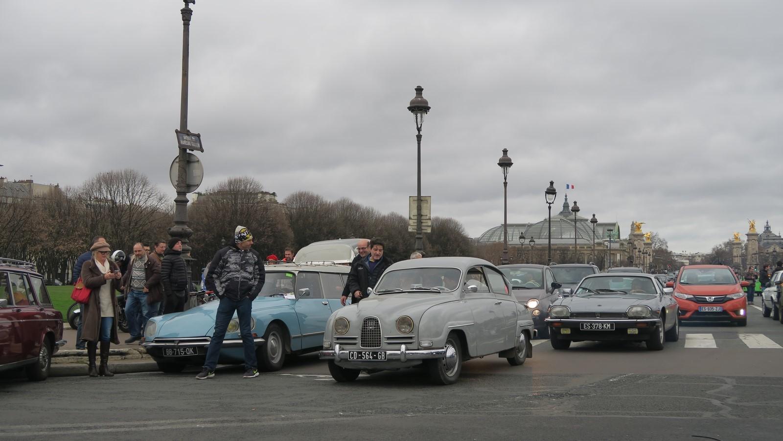 Traversee de Paris hivernale 2019 FM 120