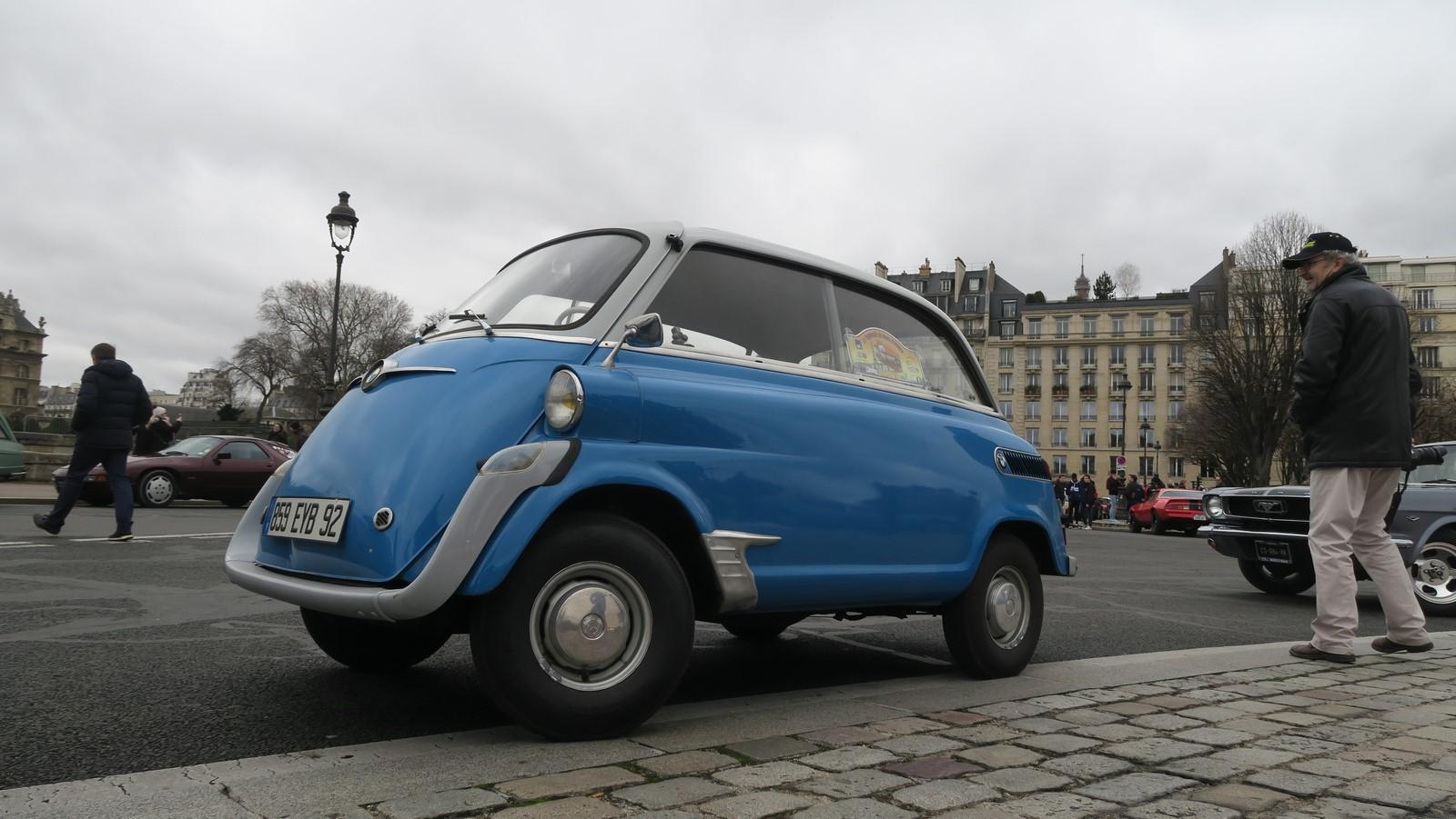 Traversee de Paris hivernale 2019 FM 121