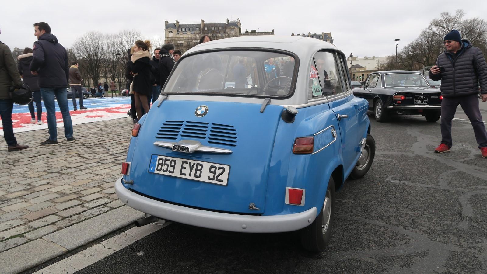 Traversee de Paris hivernale 2019 FM 123