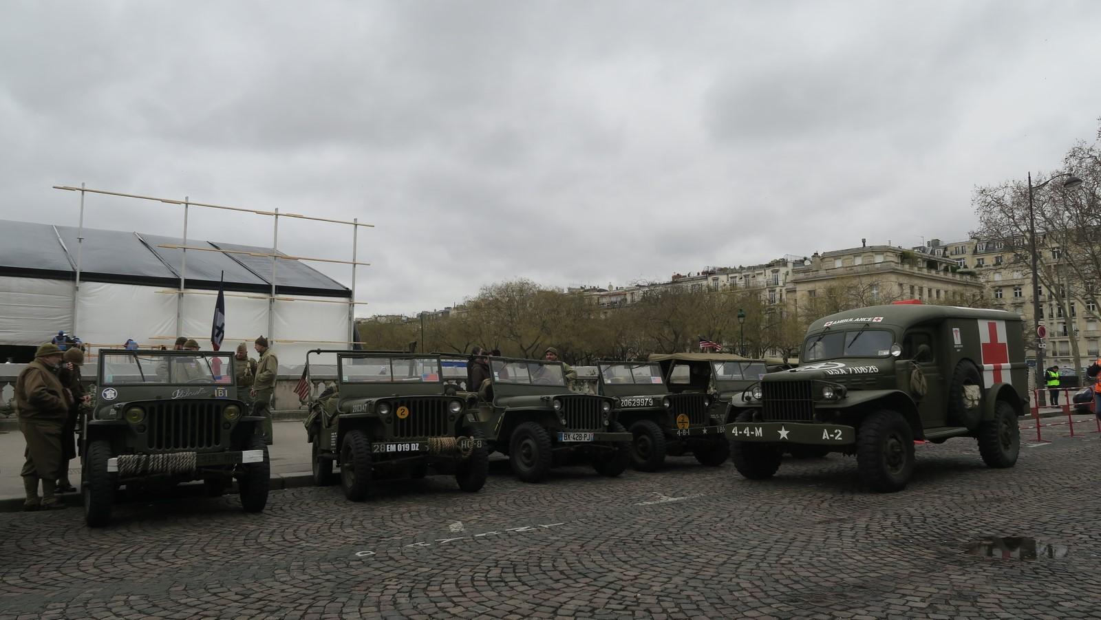 Traversee de Paris hivernale 2019 FM 129