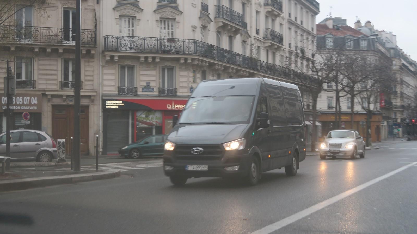 Traversee de Paris hivernale 2019 FM 13