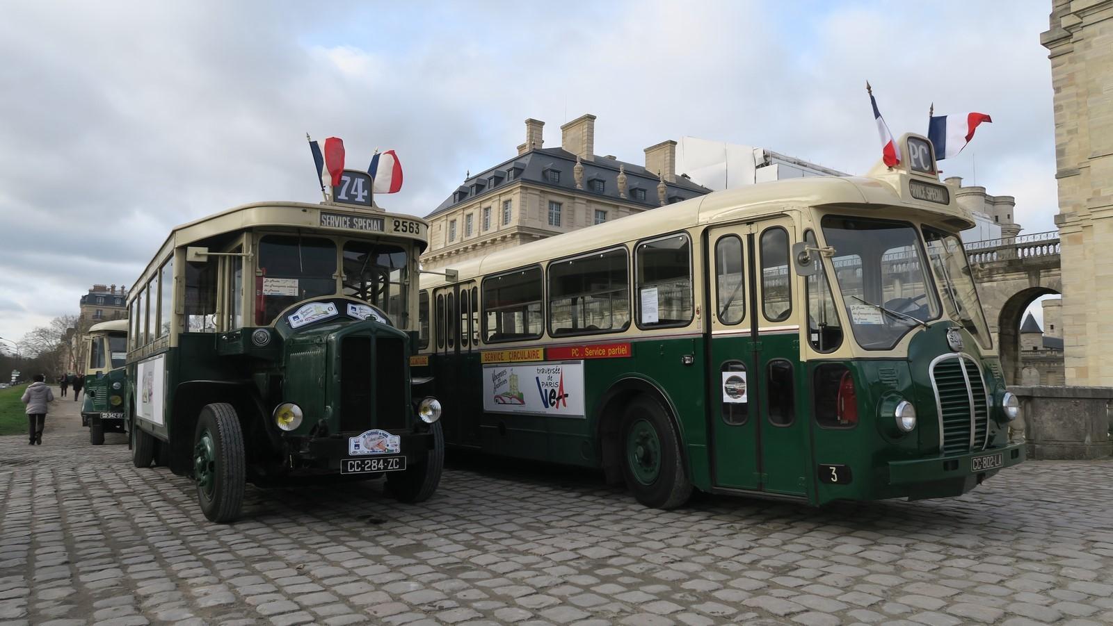 Traversee de Paris hivernale 2019 FM 136