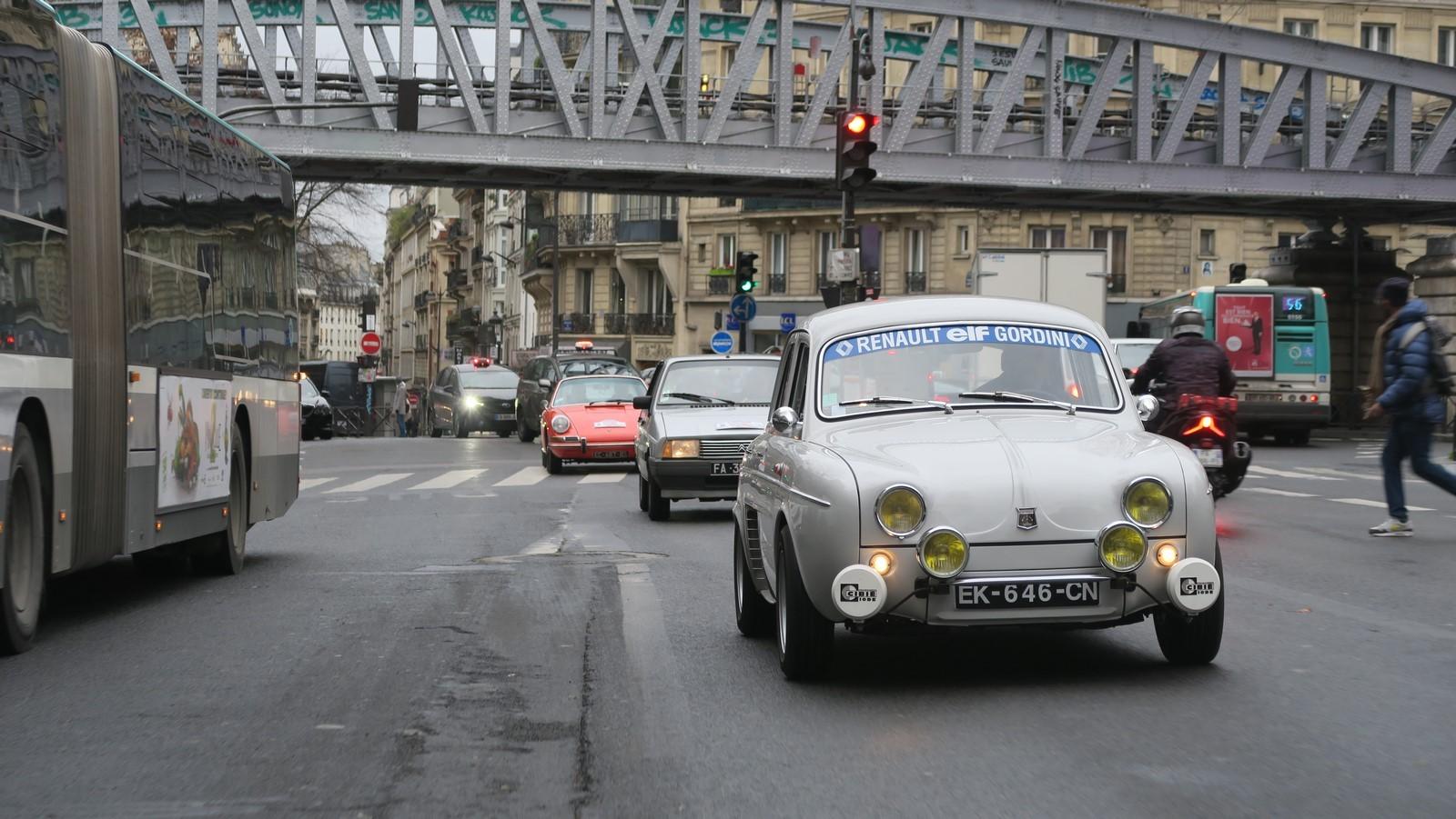 Traversee de Paris hivernale 2019 FM 20