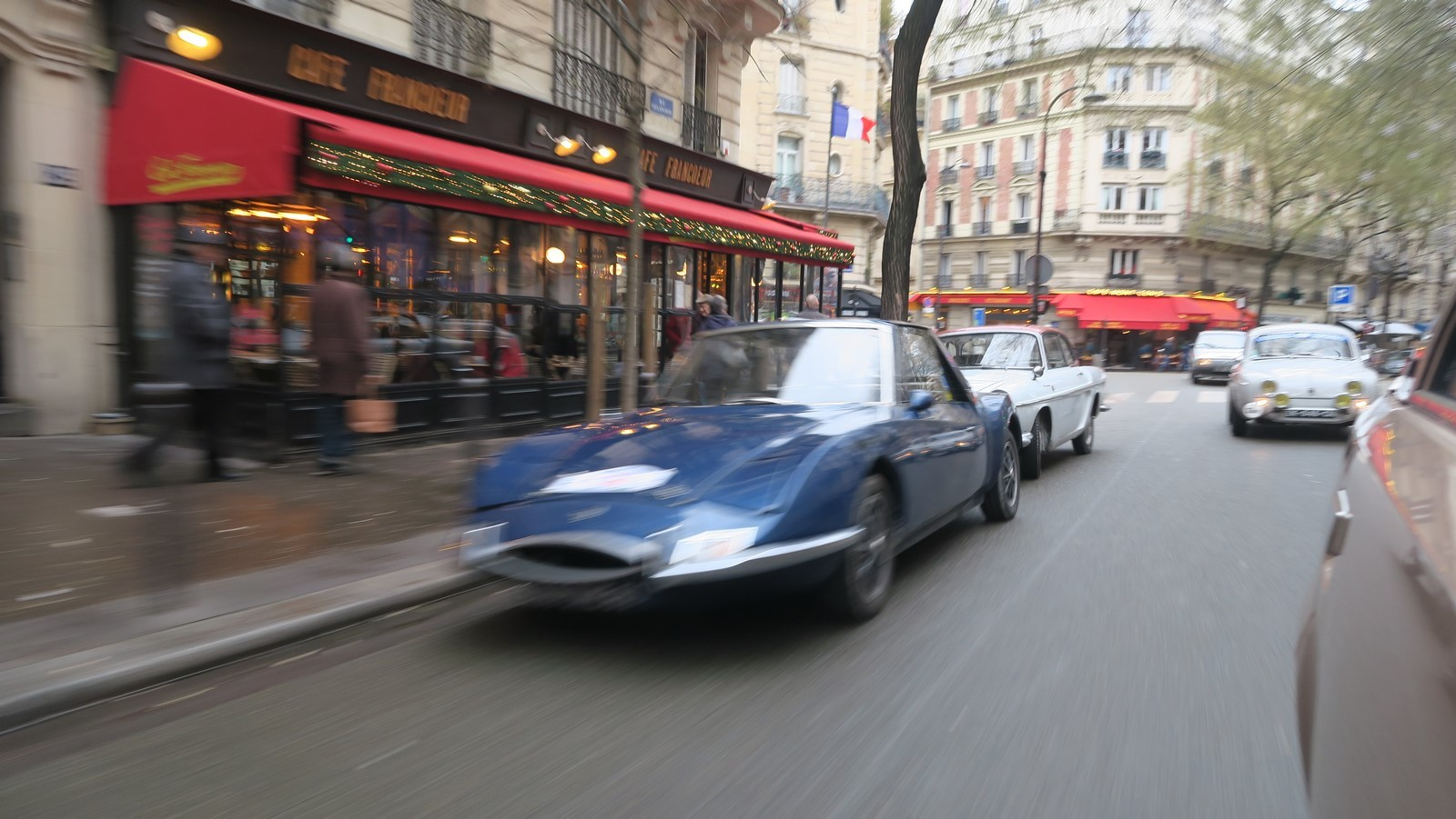 Traversee de Paris hivernale 2019 FM 21