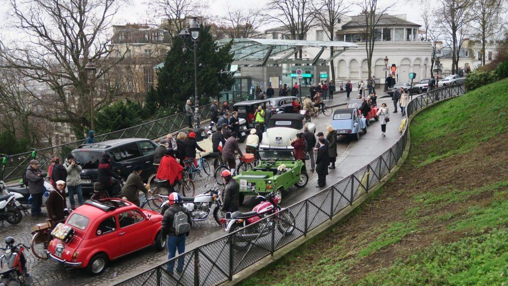 Traversee de Paris hivernale 2019 FM 26