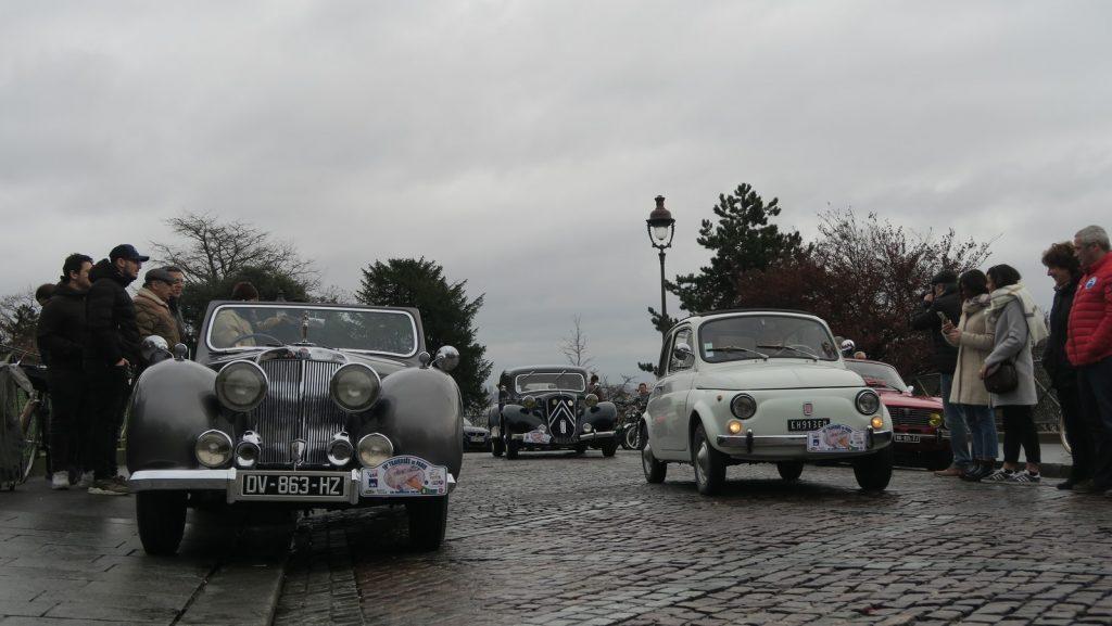 Traversee de Paris hivernale 2019 FM 34