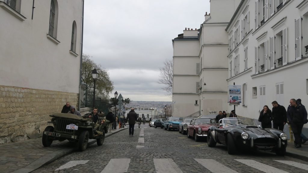 Traversee de Paris hivernale 2019 FM 38